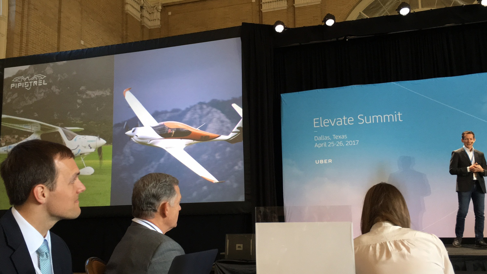 ●	Uber's and Pipistrel's joint goal is a flight demonstration by 2020