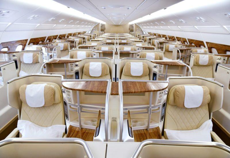 Boxmark sklenil posel z letalsko družbo Emirates