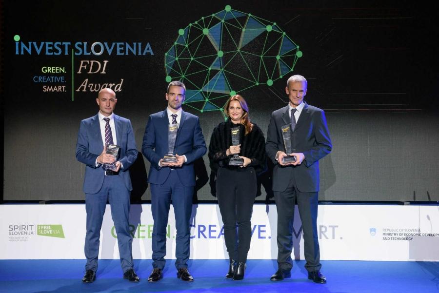 Med najboljšimi tujimi investitorji tudi Fraport Slovenija