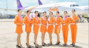 THAI Smile Airways bo postal novi povezovalni partner