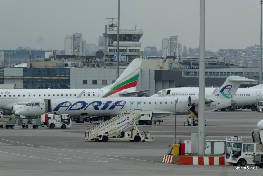 Poziv ministrstva Adrii Airways