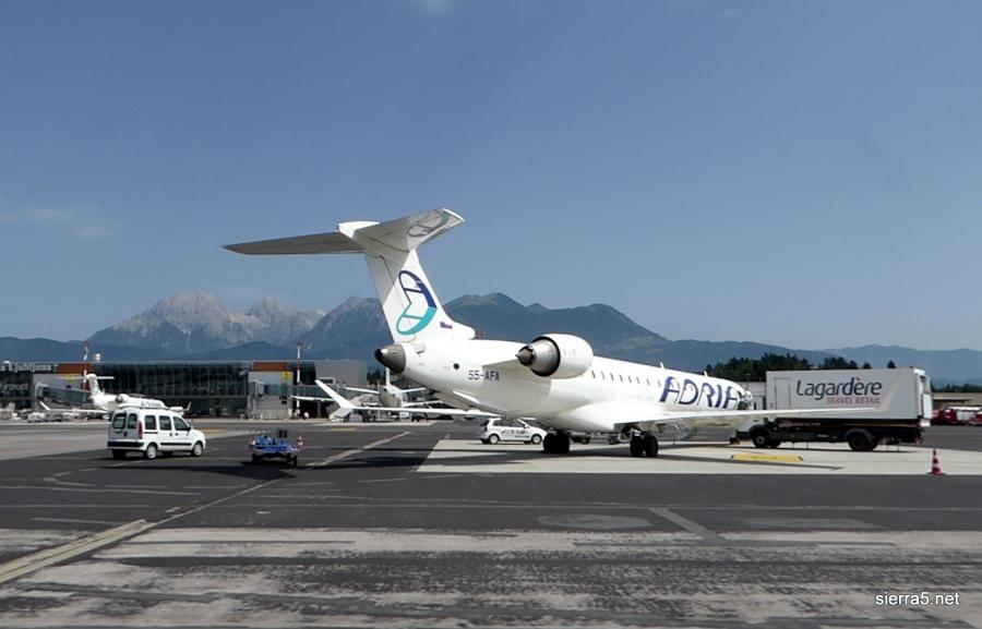 Adria Airways ni v postopku odvzema operativne licence