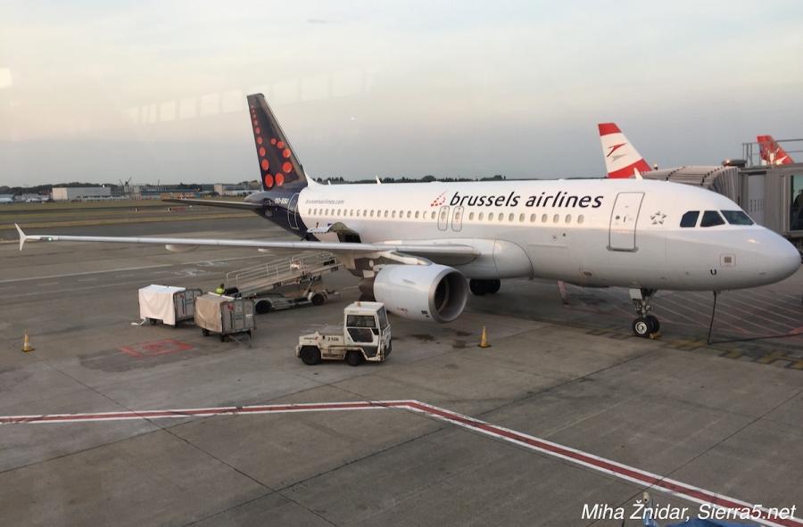Jutrišnja stavka v Belgiji bo prizadela tudi letalski promet