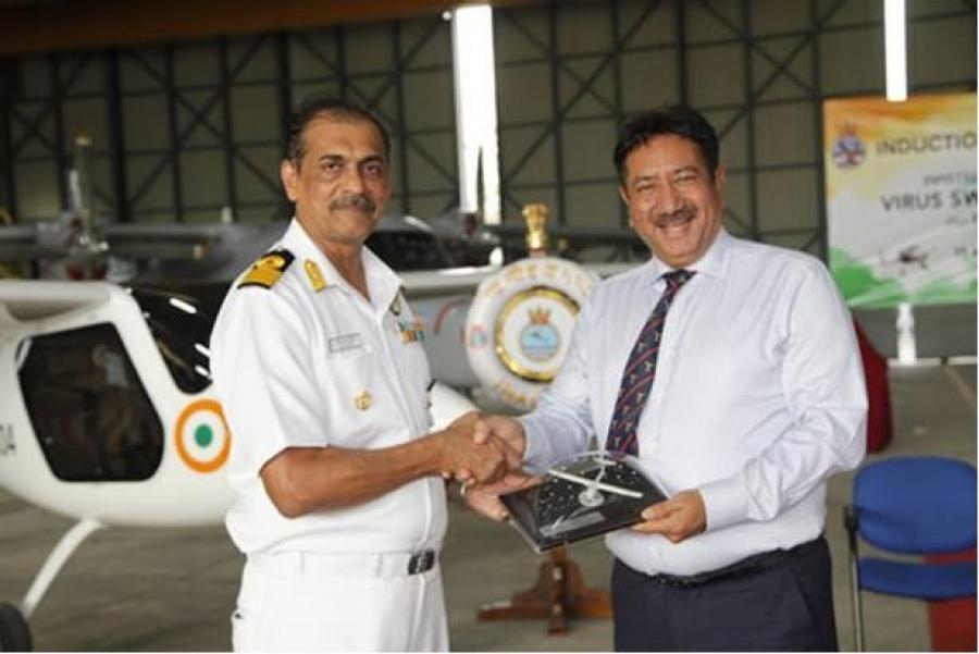Pipistrel uspešno dostavil vseh 194 letal iz pogodbe indijskega Ministrstva za Obrambo