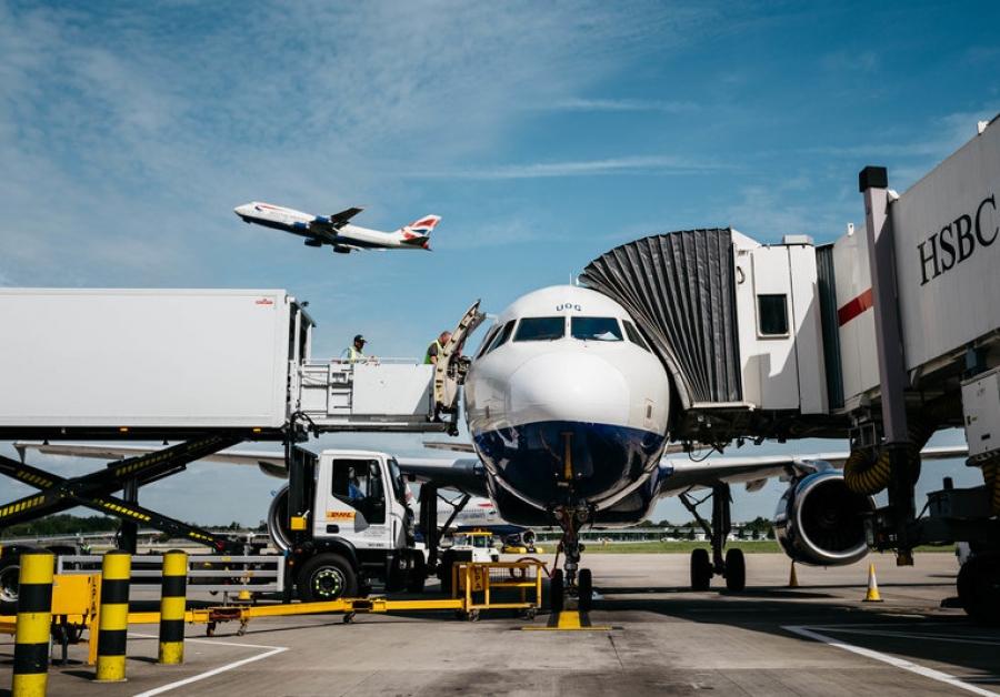 British Airways prihaja v Ljubljano