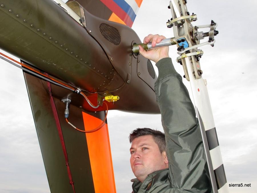 Uravnoteženje rotorjev