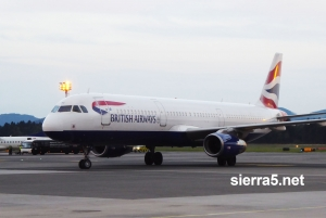 British Airways po 18 letih ponovno na Brniku