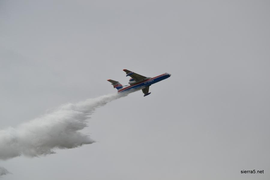 Amfibijsko letalo Beriev Be-200ES