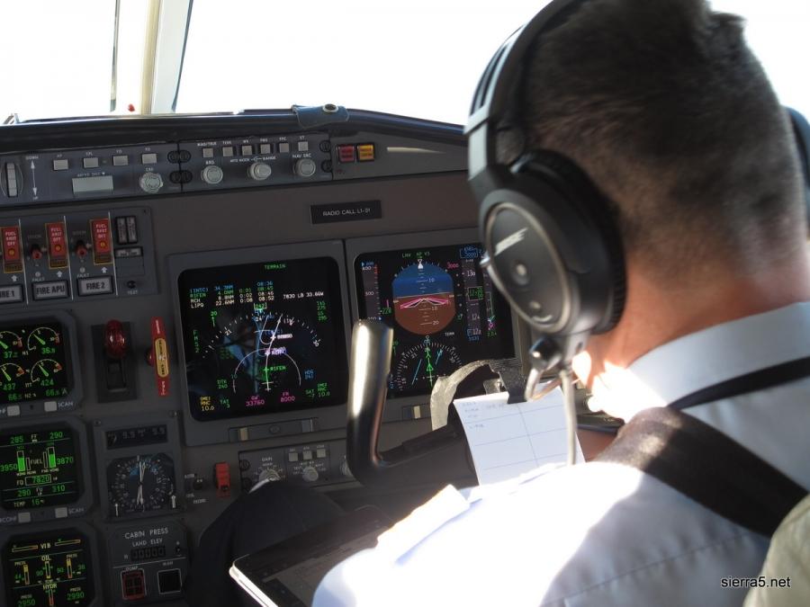 Agencija za civilno letalstvo zaposli nadzornika