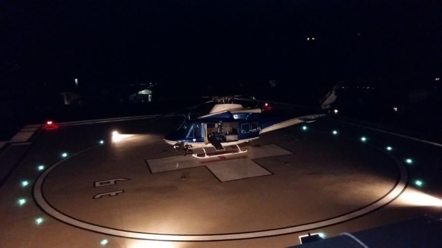 Heliport v Splošni bolnišnici Slovenj Gradec