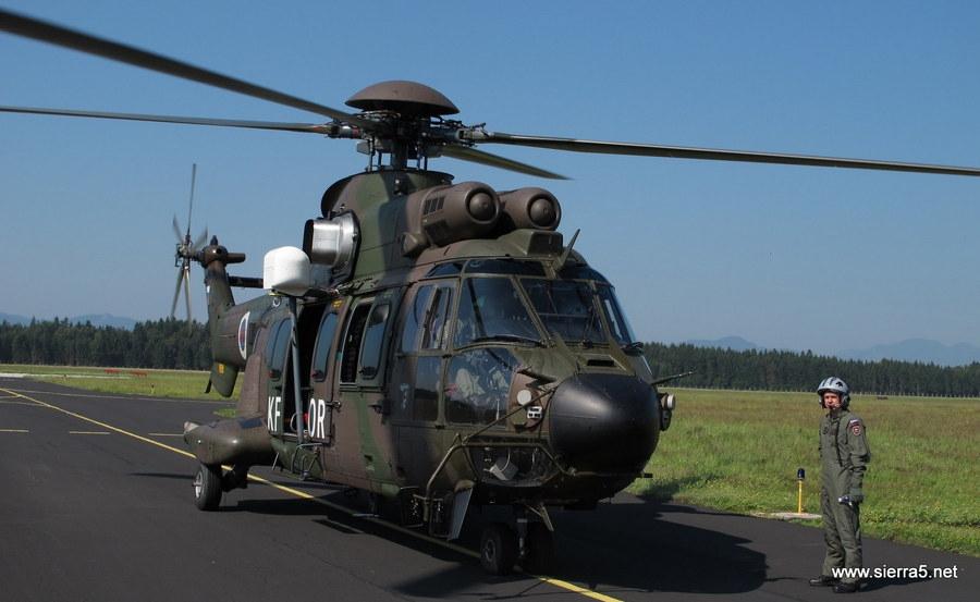 Slovensko vojaško letalstvo po letu 1991