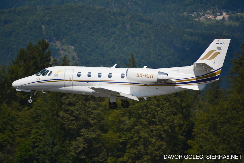 DUTB prodaja Cessno Citation 560XL