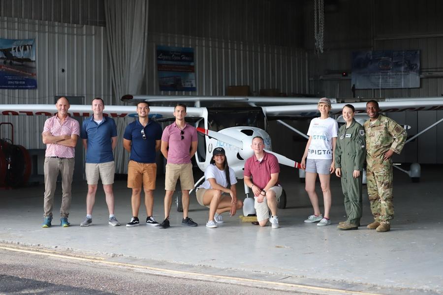 Na Pipistrelovih letalih šolajo bodoče pilote USAF