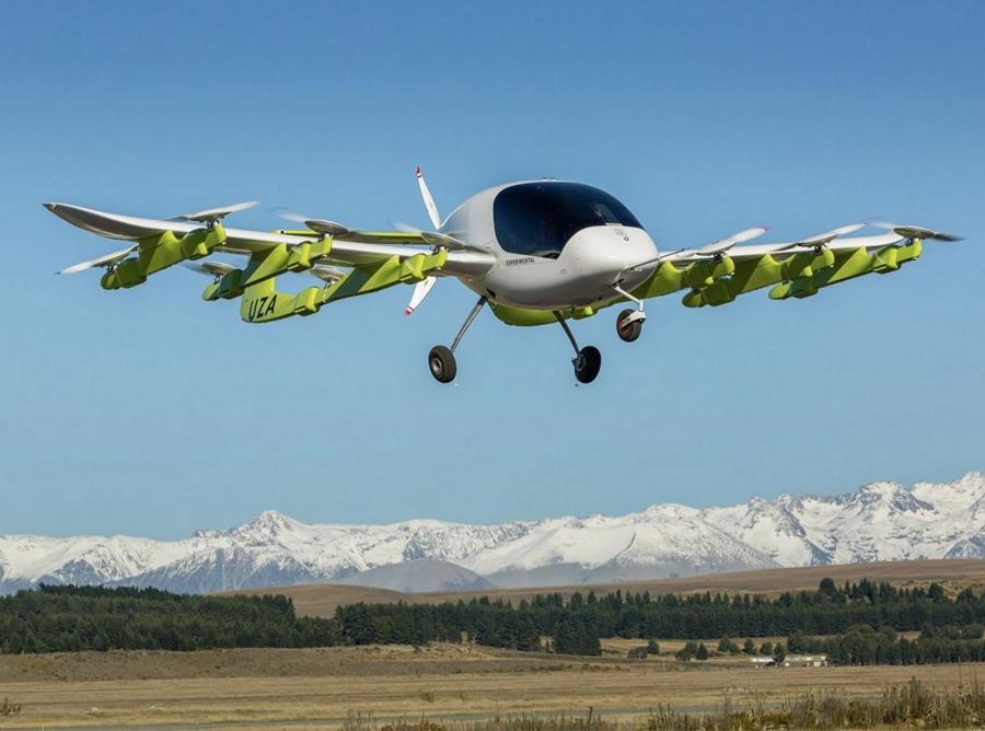 Novice iz sveta letalstva - 17. del