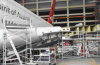 Qantasov A380 popravljen